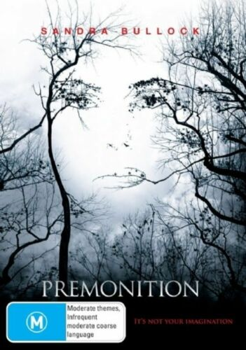 1 of 1 - Premonition (2007) Sandra Bullock - NEW DVD - Region 4