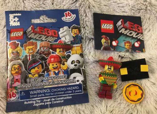 The LEGO Movie Series 71004 Minifigure Taco Tuesday #12 NEW