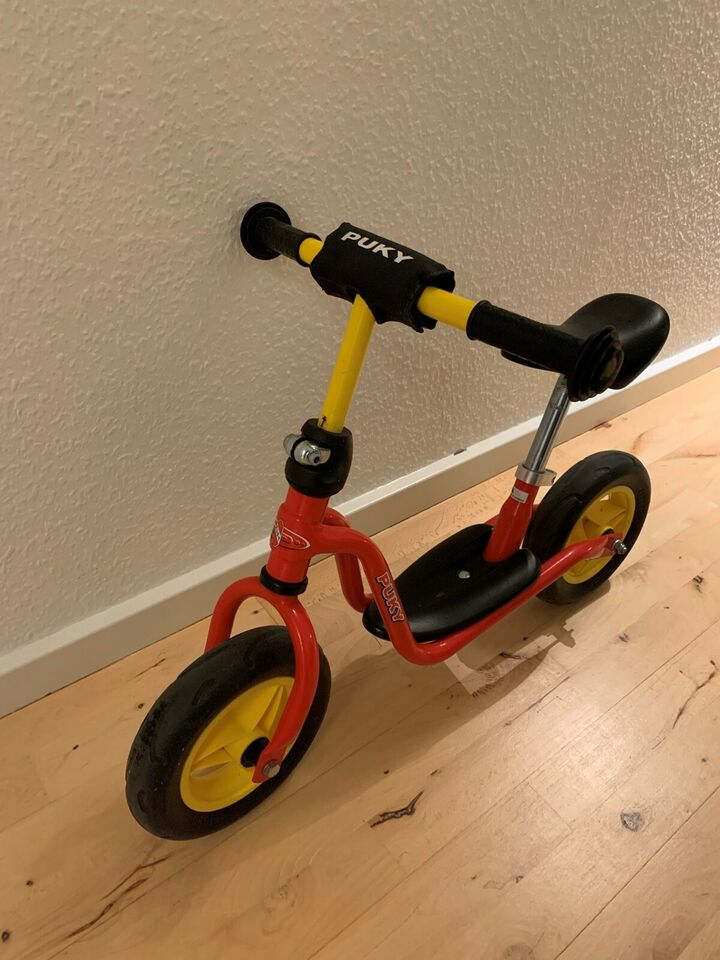 Pigecykel, balancecykel, PUKY