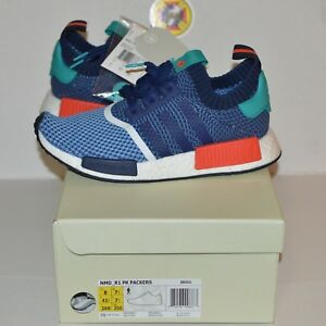 NEW Adidas Consortium x Packer NMD PK Size 8 DS 100% authentic boost