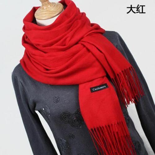 Hot sale Scarf Pashmina Cashmere Scarf Wrap Shawl Winter Scarf Women/'s Scarves T