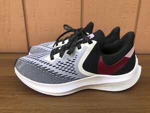 Goteo salto Velocidad supersónica  Usado en excelente estado Nike Air Zoom Winflo 6 que me completas  AQ8228-103 Mujer EE. UU. 8 Calzado para Correr C9 | eBay