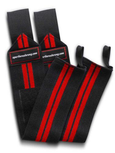 Wrist Wraps 45 cm poignet bandages bandages Vigueur Sport Fitness TOP QUALITÉ