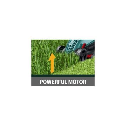 Bosch Rotak 34R 34-13 Electric Rotary Lawnmower Rear Roller Wheeled Mower