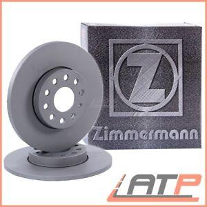 2X ZIMMERMANN BRAKE DISC REAR SOLID Ø300 MERCEDES CLS C218 CLS 220 250 11-