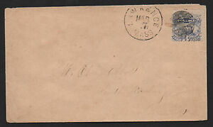 US-Scott-114-Lawrence-MA-March-7-1870-CDS-Cancel