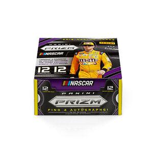 2018 Panini Prizm NASCAR Racing Hobby Edition Factory Sealed Box