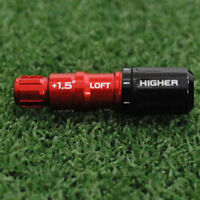 Taylormade Golf .335 Tp Red Adapter Sleeve Tip Fits R9 R11 R11s Rbz +/-1.5º on sale