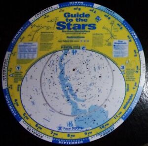16-PLASTIC-PLANISPHERE-A-MUST-FOR-THE-ASTRONOMER