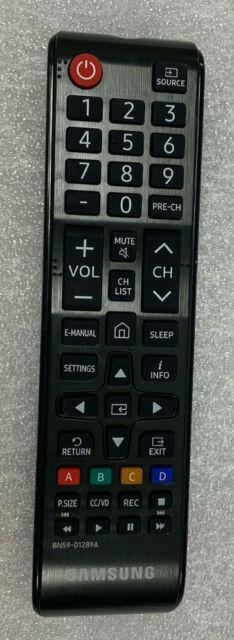 Samsung BN59-01289A Smart TV Remote Control