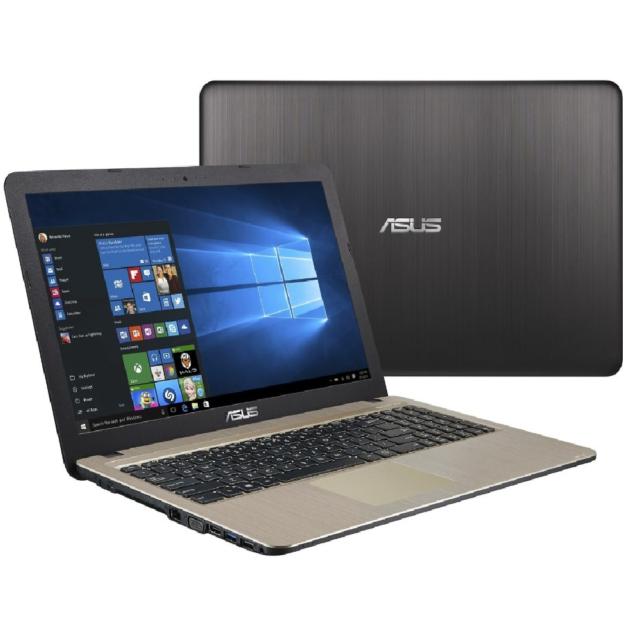 "NOTEBOOK ASUS DISPLAY 15,6"" X540BA-GQ522 CPU AMD A4-9125 RAM 4GB HD 500 FREEDOS"