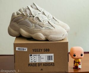 official photos 637a4 2d321 Details about DS Adidas Yeezy 500 8.5 Blush 350 v2 700 750 desert rat boost  crepe
