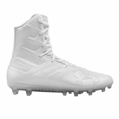 Men/'s Under Armour UA Highlight MC Football Lacrosse Cleats 1297358-001 *NEW*