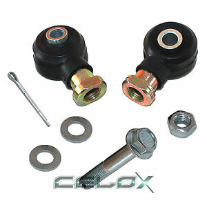 Caltric Two Sets Of Tie Rod End Kit for Polaris Magnum 325 2X4 4X4 2000 2001 2002