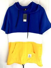 item 4 Southpole Mens Colorblock Hooded Shirt Size Medium Short Sleeve  Hoodie NWT -Southpole Mens Colorblock Hooded Shirt Size Medium Short Sleeve  Hoodie ... c23a7b67f