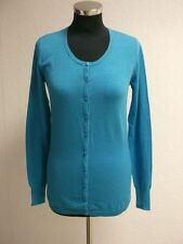 United Colors of Benetton Strickjacke blau Gr. S