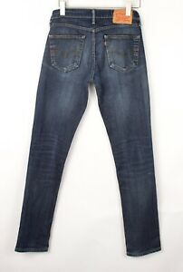 Levi's Strauss & Co Hommes 511 Slim Jeans Extensible Taille W32 L34 BEZ912
