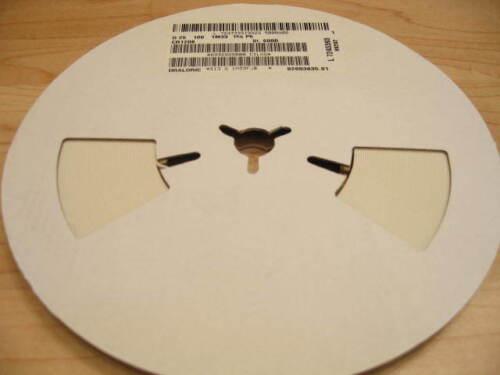 5000 SMD resistencias chip resistors 0805 47r0 47ohm 10/% completa papel