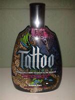 Supre Tattoo Dark Xxx Black Ultra Bronzer 13.5oz Tattoo Color-fade Protectant
