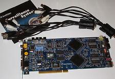 GeoVision GV-2008 GV2008 8-Camera Hybrid Audio Video Capture Card 240FPS Full D1