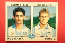 Panini Calciatori 1991/92 N 503 PESCARA DI CARA GELSI OTTIMA