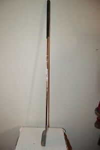 CLUB-DE-GOLF-PUTTER-DUNLOP-SHAFT-ACIER