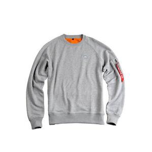 Details zu ALPHA INDUSTRIES Sweatshirt