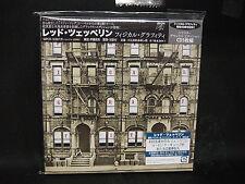 LED ZEPPELIN Physical Graffiti JAPAN Mini LP 3CD (REMASTERED DELUXE EDITION)