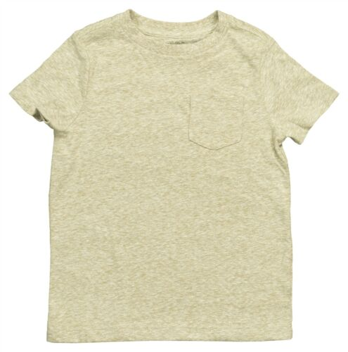 Gymboree Baby Boy Infant Clothes Size 3T Heather Light Brown Toddler Tee T-Shirt