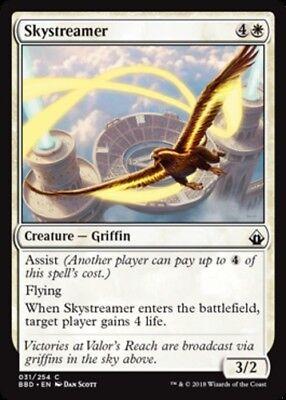 4x Skystreamer MTG Battlebond NM Magic Regular