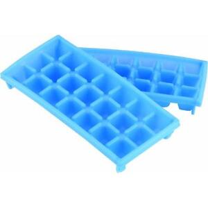 4pk rv mini kitchen accessory ice cube tray camco mfg inc rv 44100 ebay. Black Bedroom Furniture Sets. Home Design Ideas