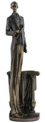 Veronese Bronze Figurine Man in Love Gift Home Decor Wedding Marriage