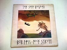 BOB PEGG & NICK STRUTT The Ship Builder LP Transatlantic