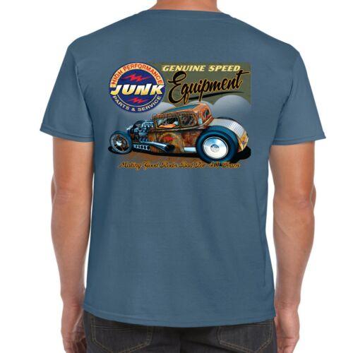 Hotrod 58 Mens Hot Rod T Shirt Rat Garage Vintage Clothing V8 Dad Car Gift  30