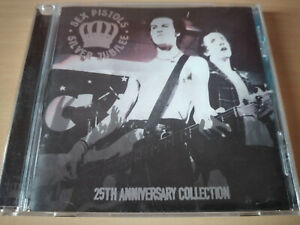 SEX-PISTOLS-Silver-Jubilee-25th-Anniversary-Collection-CD-Punk-Hardcore
