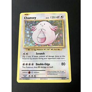 Chansey | 70/108 | Holo | XY Evolutio…