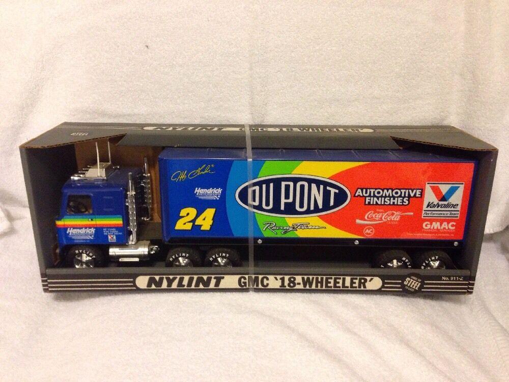 Nylint Jeff Gordon Dupont GMC '18-Wheeler' No. 911-Z
