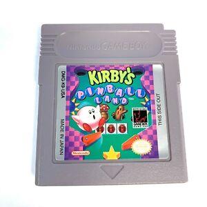 Kirby-039-s-Pinball-Land-Original-Nintendo-Game-Boy-Game-Tested-Working