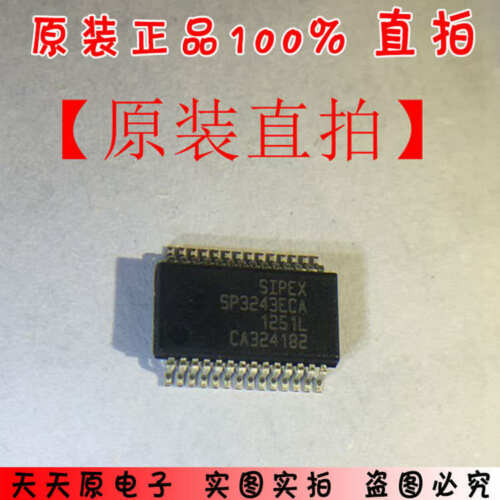 3.0V to 5.5V RS-232 Transceivers 10PCS SP3243ECA SSOP Intelligent