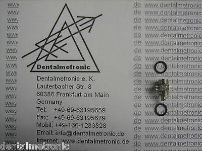 2 O-ringe, O-ring Für Kavo Rotor Alle Typen Z.b. 630 640b 650b 6000 7000b 8000b