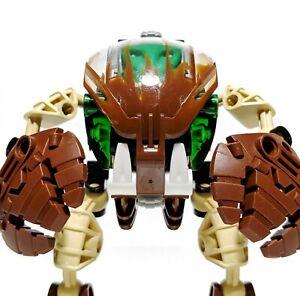 100/% Complete with  Krana Lego 8564 Bionicle LEHVAK
