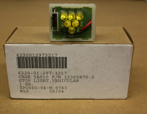 REO HM MWV MUTT  LED Bremslichtbirne Stop Light Vehicular 24V-28V Neuware