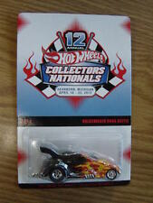 2012 Hot Wheels 12th Nationals Convention Volkswagen Drag Beetle VW