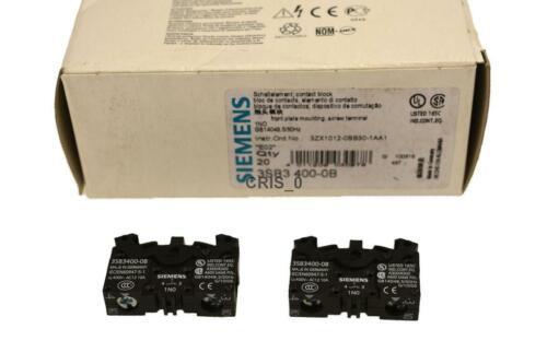 NEW Siemens 3SB3400-0B price//20pcs