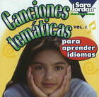 Canciones Tematicas: Volume 1 by Agustina Tocalli-Beller (CD-Audio, 2001)