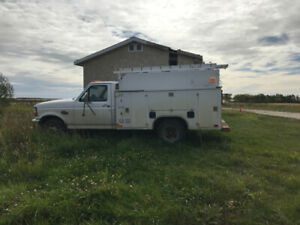 1997 Ford 350
