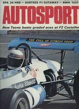 Autosport 30th de Julio 1970 * * Prueba de carretera automática BMW 2002