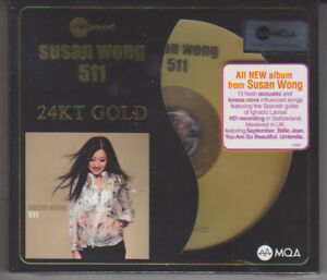 Susan-Wong-511-Audiophile-Masters-24KT-Gold-CD-MQA-CD-Made-In-Japan-Numbered-CD