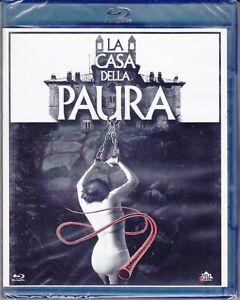 Blu-ray-LA-CASA-DELLA-PAURA-nuovo-sigillato-1974