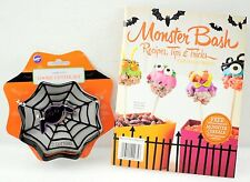 Halloween Monster Bash Recipe Book w/ Cookie Cutter Set